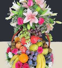 Fruit Gifts Top Birthday Fruit Baskets Gifttree Within Send A Fruit Basket
