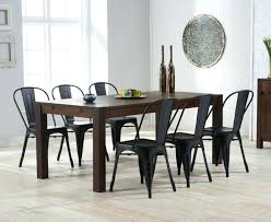 Tolix Dining Chairs Industrial Extending Dining Table U2013 Ufc200live Co