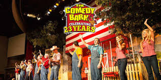 the comedy barn theater pigeon forge shows dinner theaters