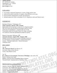 Attorney Resume Bar Admission News Photographer Resume Sample Objective On Resume For