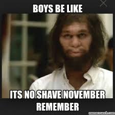 No Shave November Memes - no shave november memes kappit