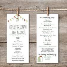 simple wedding ceremony program simple wedding ceremony program search my real