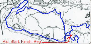 Map Of Letchworth State Park by Races Leatherman Harriers Trail Running Group Of Northern