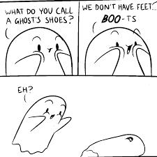 halloween puns 8 mr