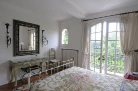 black metal frame ideas window covering french country bedroom