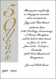 50th wedding anniversary greetings what to write on a 50th wedding anniversary card gift ideas