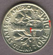 1978 dime error coined for money