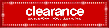 save up to 50 1000 s of clearance items at target