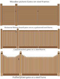 seductive automatic wooden driveway gates for wood gate antique