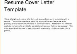 exle of cover letters for resume resume exles templates writing guide and simple cover letter of