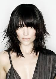 wispy hairstyles for medium length hair medium length choppy hairstyles with bangs women medium haircut