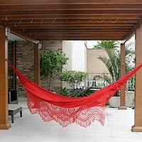 fabric hammocks at novica