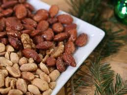 Christmas Nuts Spicy Cocktail Nuts Recipe By Emeril Lagasse Recipe Abc News