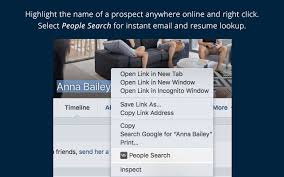 Emailing A Resume For A Job by People Search Email And Resume Finder Chrome Web Store