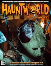 haunted house magazine 2017
