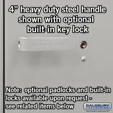 24 Inch Deep Storage Cabinets Amazon Com Salsbury Industries Standard Heavy Duty Storage