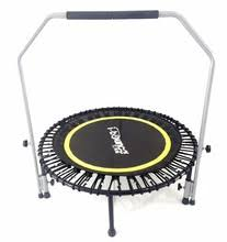 Mini Trampoline With Handrail Indoor Trampoline Indoor Trampoline Suppliers And Manufacturers