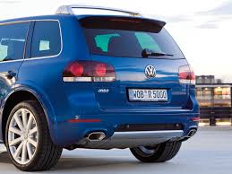 volkswagen touareg r50 2008 pictures information u0026 specs