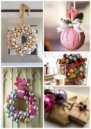 Easy Home Made Christmas Decorations by Fancy Decorated Christmas Trees