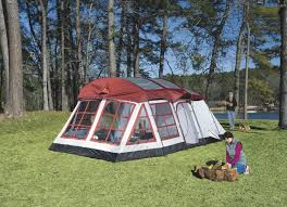 Tent Cabin by Fingerhut Outdoor Spirit 20x12 Cabin Dome Tent