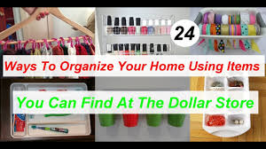 24 ways to organize your home using items you can find at the