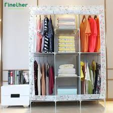 wardrobe splendid odyssey space saver bunk bed steps instead of finether floral print double modular metal framed fabric wardrobe closet large and medium sized cabinets gorgeous