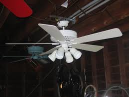 ceiling classy white lowes ceiling fans for rustic home
