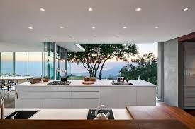cuisine de reve agencement cuisine de rêve avec vue sur la mer et l océan