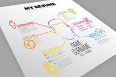 Cv Resume Example Landscape Resume Template By Visual Impact On Creative Market