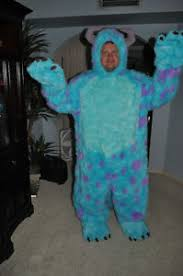 sully costume i ll be sully and evie can be boo 3 costumes