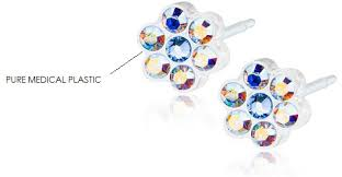 blomdahl earrings blomdahl skin friendly jewellery plastic earrings