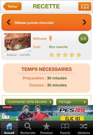 750grammes recettes de cuisine 750 grammes 77 000 recettes de cuisine iphone apps française