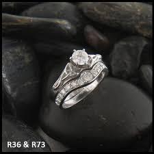 celtic wedding sets pave celtic wedding set walker metalsmiths celtic jewelry