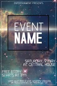 event flyer custom event flyer design event flyer design
