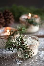 Winter Wedding Decorations Diy Pinecone Scented Soy Candles Gift U0026 Favor Ideas From Evermine
