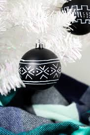 a kailo chic craft it mud cloth inspired ornaments