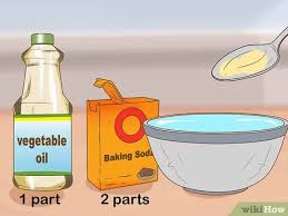 best thing to clean grease kitchen cabinets 3 ways to clean greasy kitchen cabinets wikihow