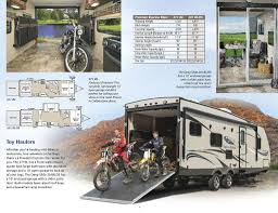 Garage Length by 2015 Coachmen Freedom Express Brochure Rv Literature