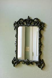 delightful dwelling mirror makeover