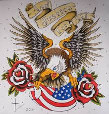 Confederate Flag With Eagle Meaning 50 Best Flag Tattoos