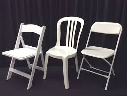 White Chairs Here Are All White Chairs For Special Event Or Wedding 1 Our