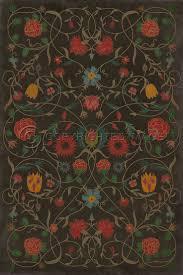 Vintage Vinyl Flooring by 62 Best Williamsburg Vinyl Floor Cloths Images On Pinterest