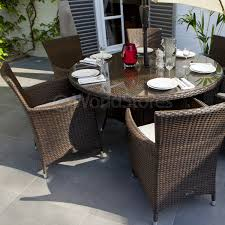 6 Seat Patio Table And Chairs 20 Pictures Of Circular Patio Furniture Matmedias