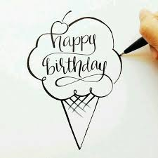 25 happy birthday typography ideas happy