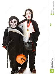 halloween kids monsters stock images image 5920314