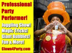 rent a clown nyc birthday clown in the bronx for more info visit http www