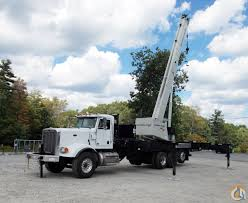 national nbt45 on peterbilt 367 crane for sale in oxford