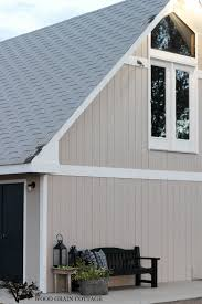 garage makeover project curb appeal the wood grain cottage