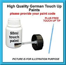 volkswagen high quality german car touch up paint 30ml c5f d cr