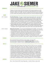 Creative Graphic Design Resume Samples Producer Resume Resume For Your Job Application